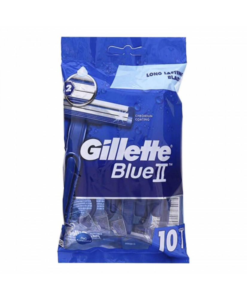 GILLETTE BLUE 2 ΞΥΡΑΦΑΚΙΑ 2 ΛΕΠΙΔΩΝ 10ΤΜΧ