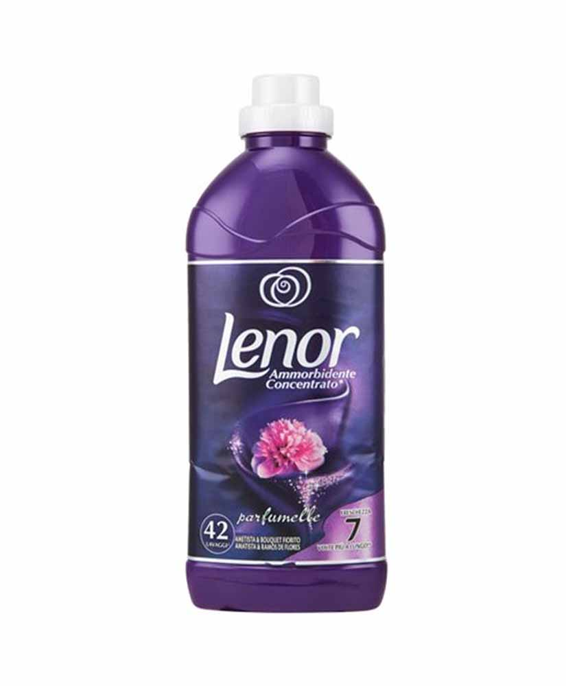 LENOR ΜΑΛΑΚΤΙΚΟ ΡΟΥΧΩΝ AMETISTA E BOUQUET FIORITO 1050ml