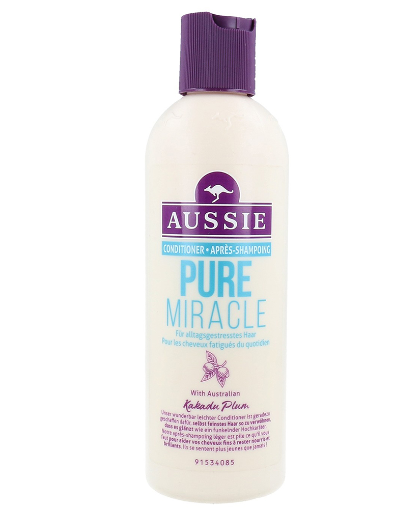 AUSSIE CONDITIONER PURE MIRACLE 250ML