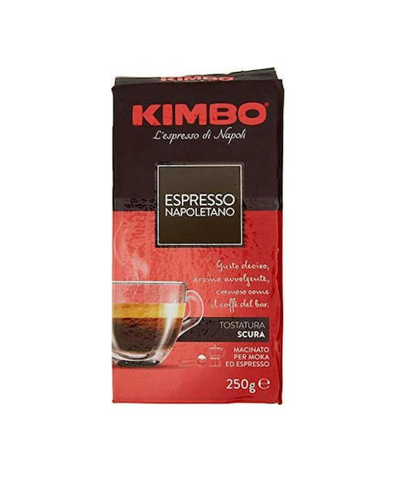 KIMBO ΚΑΦΕΣ ESPRESSO 250GR