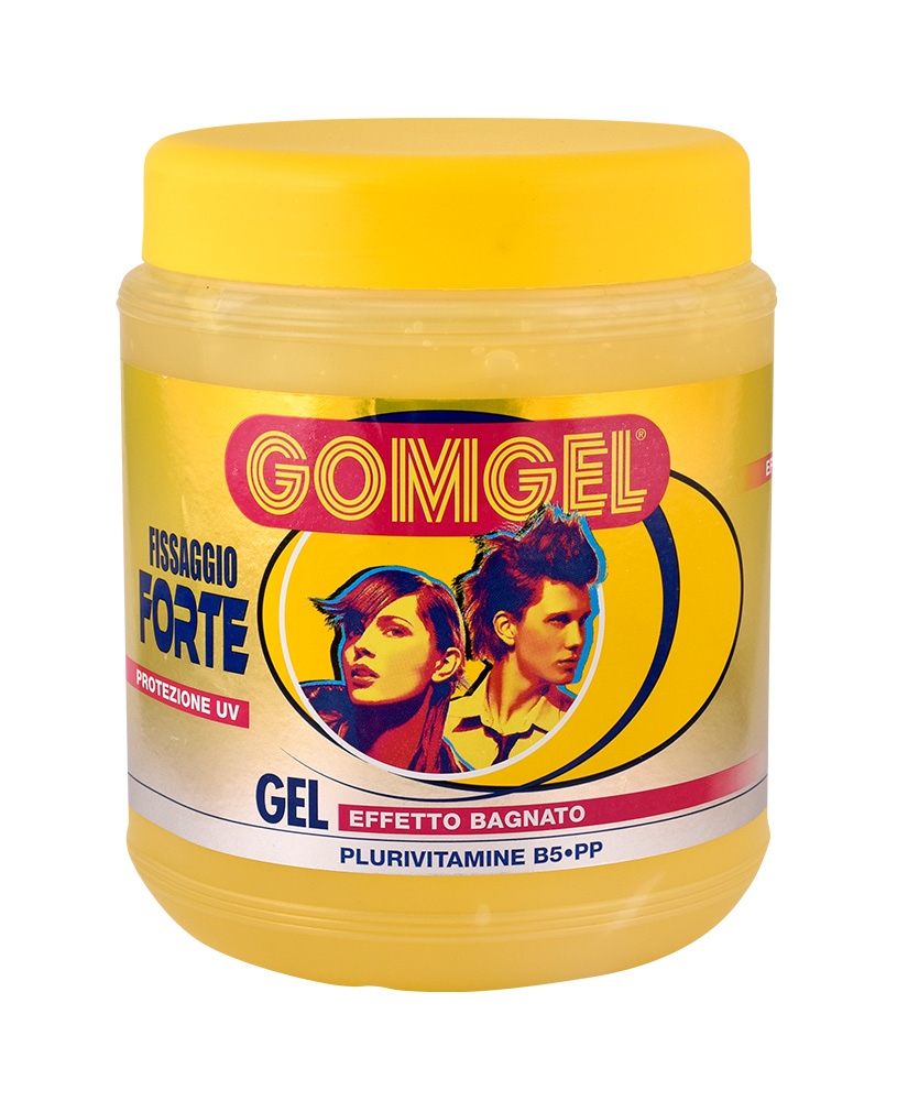 GOMGEL GEL ΜΑΛΛΙΩΝ STRONG HOLD No6 1000ML