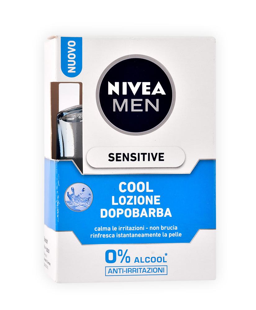 NIVEA MEN AFTER SHAVE SENSITIVE COOLING LOTION 100ML