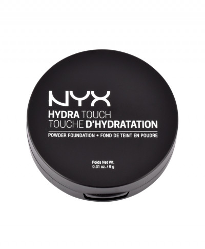NYX FOUNDATION ΠΟΥΔΡΑ HYDRA TOUCH No01 PORCELAIN 9gr
