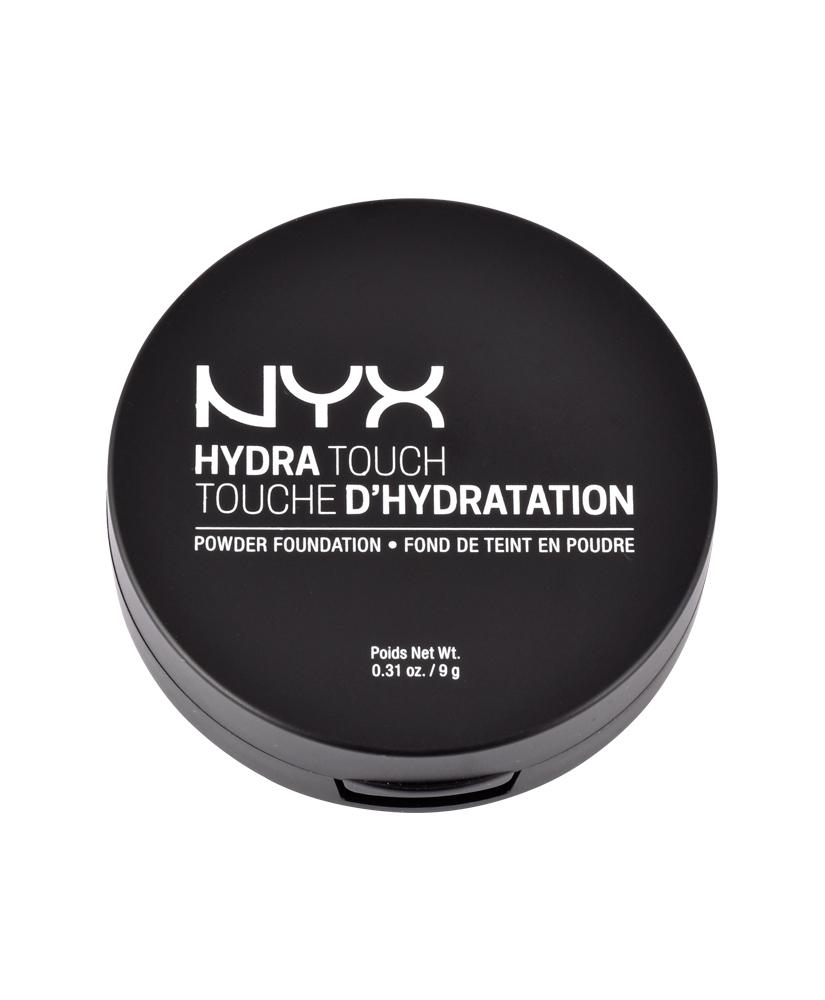 NYX FOUNDATION ΠΟΥΔΡΑ HYDRA TOUCH No01 PORCELAIN 9gr