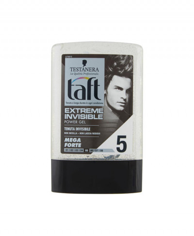 TAFT ΖΕΛΕ ΜΑΛΛΙΩΝ EXTREME INVISIBLE No5 300ML
