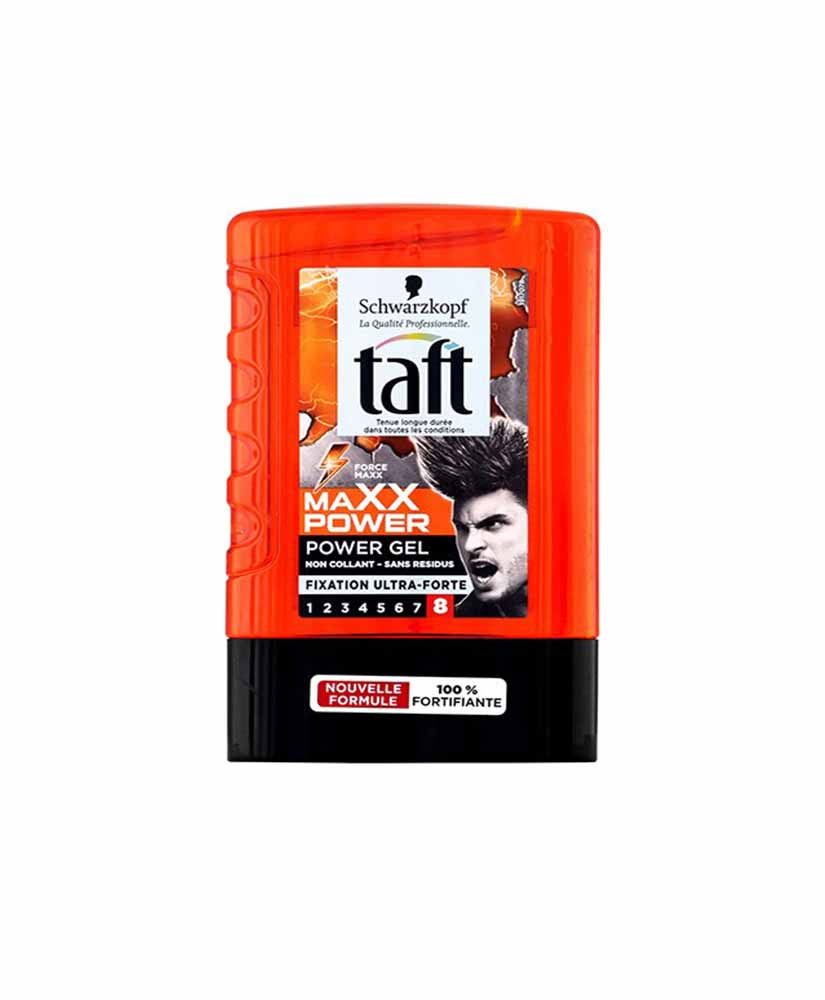 TAFT GEL ΜΑΛΛΙΩΝ MAXX TOUCH No.8 300ML
