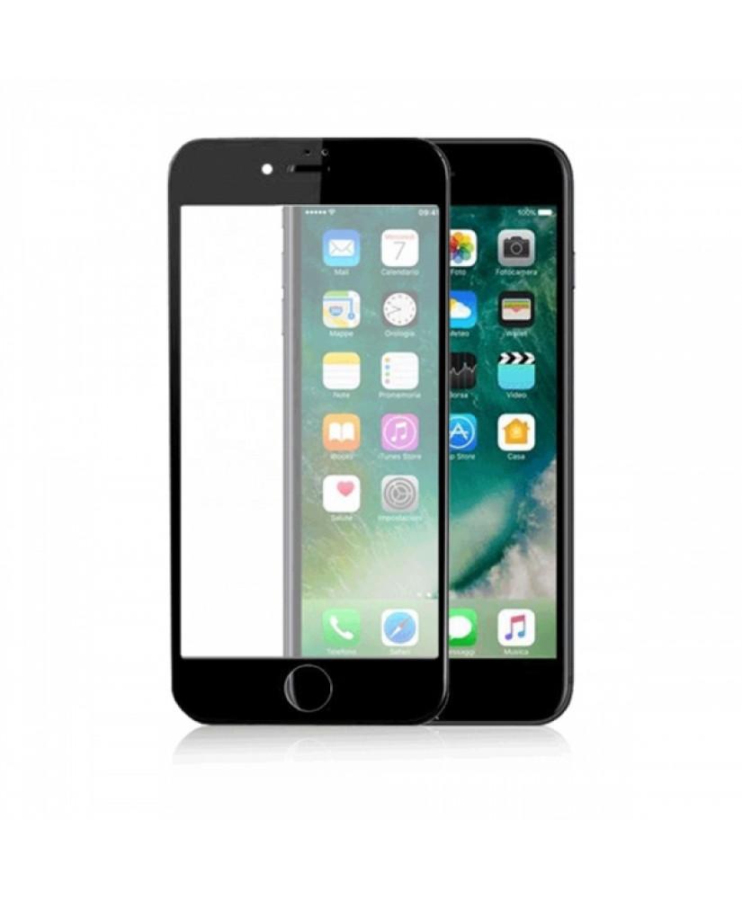 FONEX 3D JAPAN FULL FACE IPHONE 7 PLUS 8 PLUS black TEMPERED GLASS