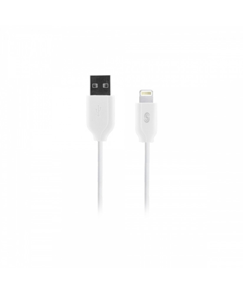 FONEX DATA CABLE LIGHTNING SPEED CHARGE 2.4A 1m white