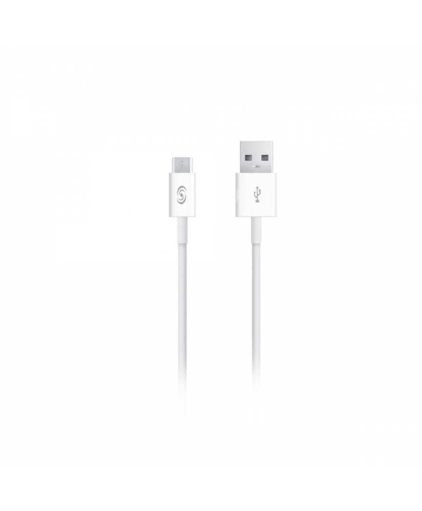FONEX DATA CABLE TYPE C SPEED CHARGE 2.4A 1m white
