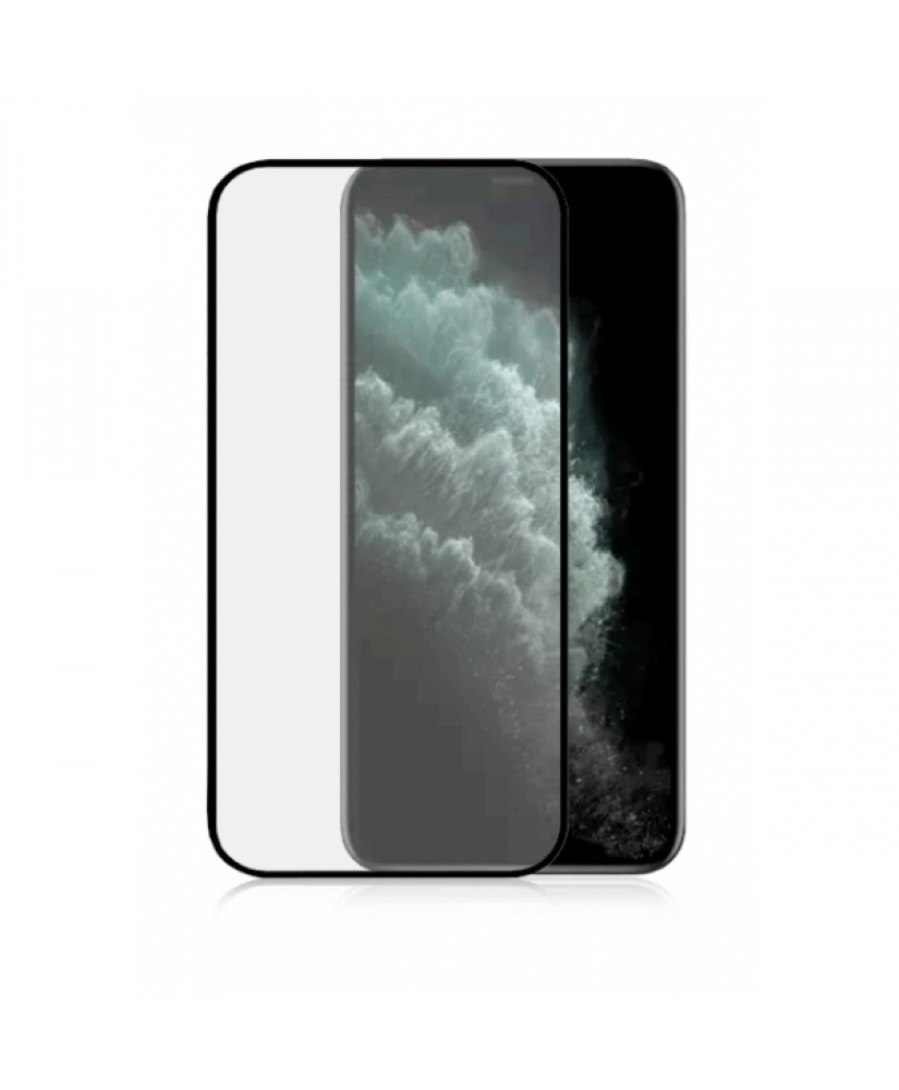 FONEX 3D JAPAN FULL FACE IPHONE 11 black TEMPERED GLASS