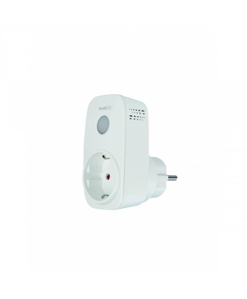 MUVIT IO WIFI SMART PLUG WITH POWER MONITOR