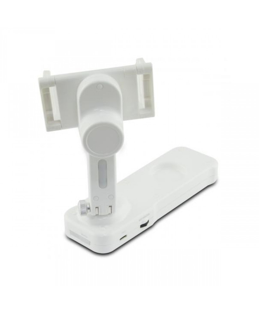 KSIX STEADY REC 2 AXIS STABILIZER WIRELESS FOR SMARTPHONE UP TO 5.5 INCHES WHITE