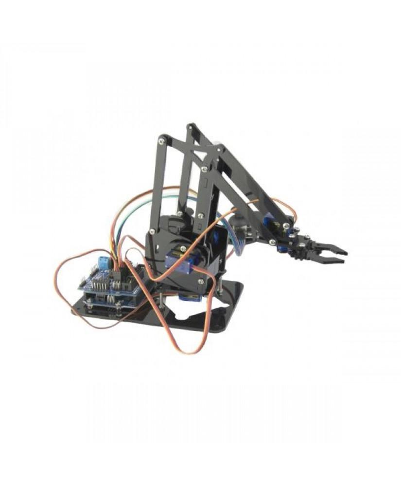 KSIX EBOTICS ARM ROBOT ROBOTICS AND PROGRAMMING KIT DYI WITH DOUBLE JOYSTICK GAMEPAD