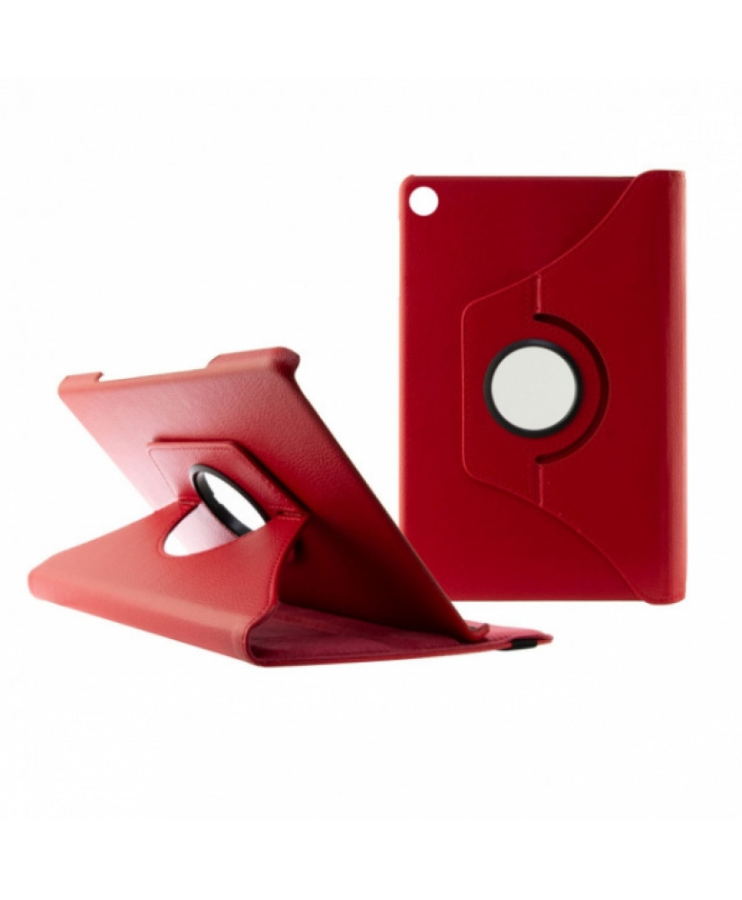 CONTACT 360 TABLET CASE FOR SAMSUNG TAB A 10.1' red