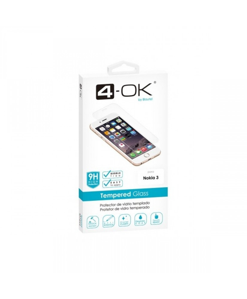 4OK TEMPERED GLASS NOKIA 1