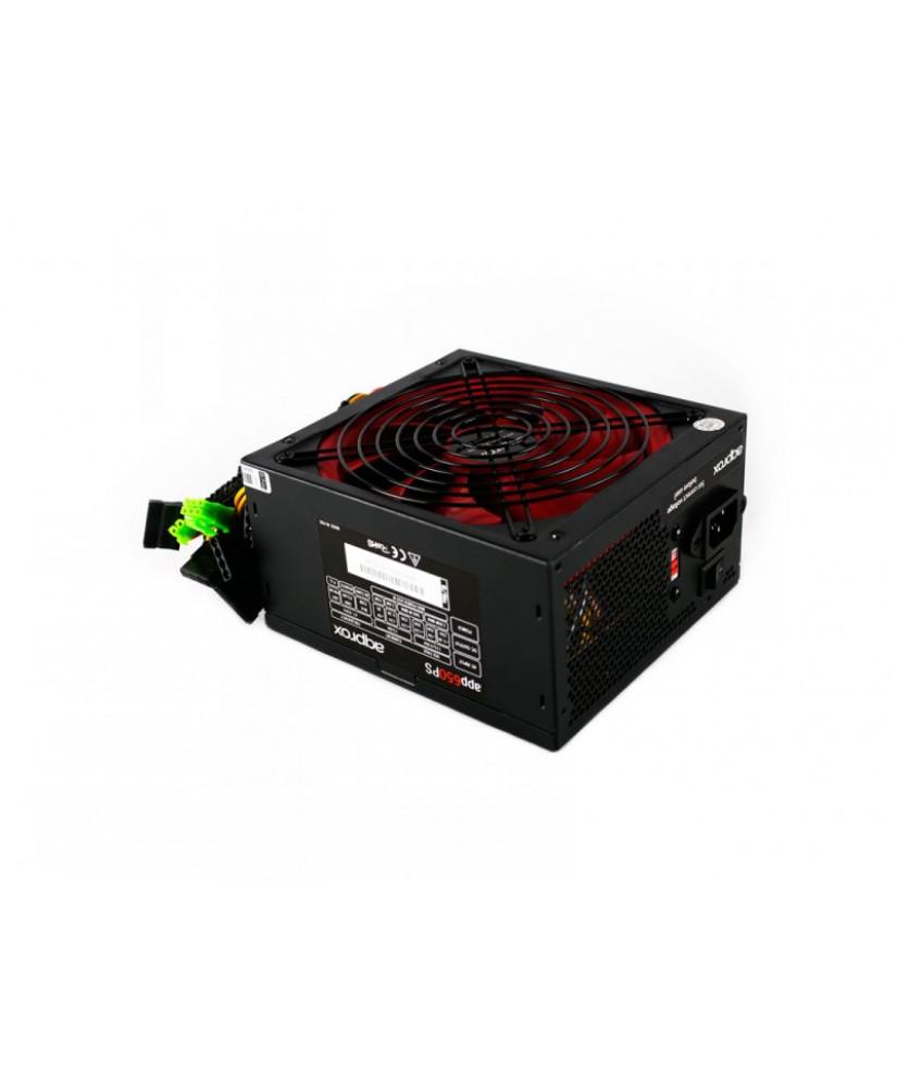 APPROX PSU 650W BOX ΜΕ ΚΑΛΩΔΙΟ
