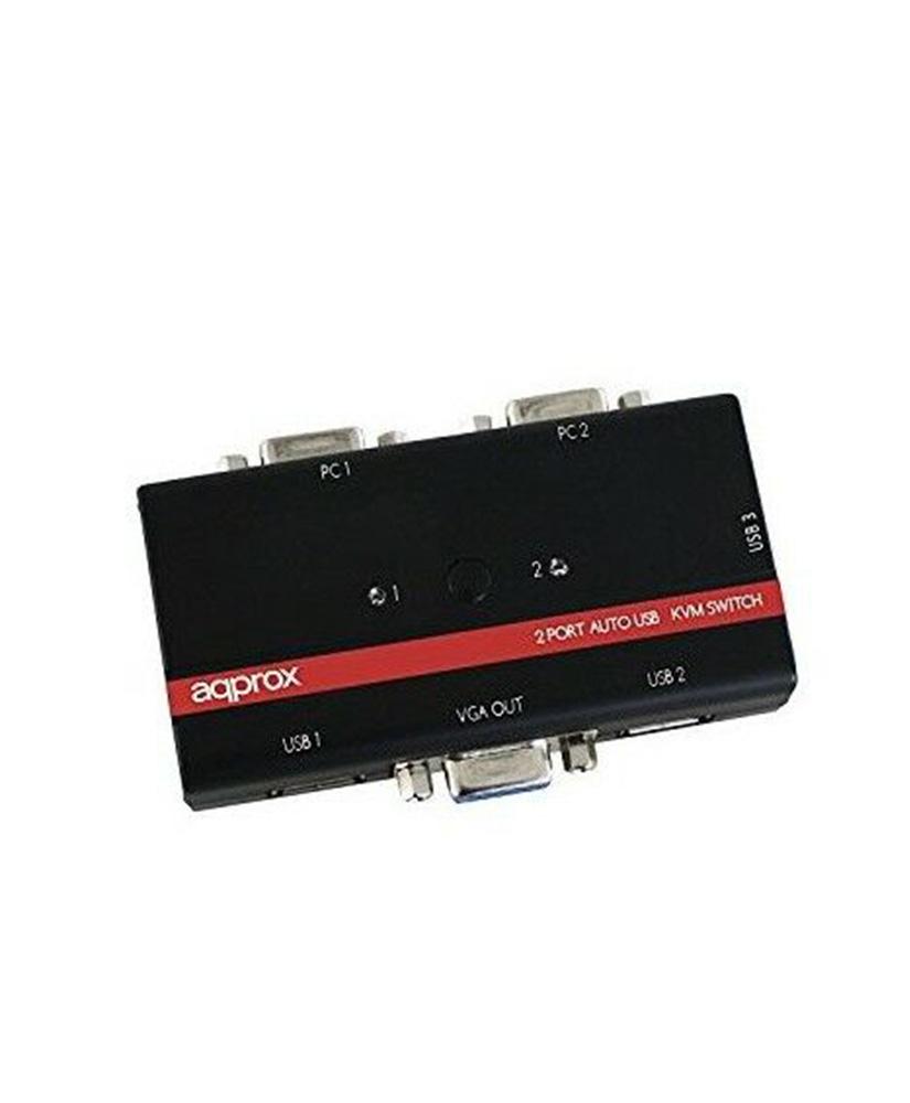 APPROX KVM SWITCH 2 PC