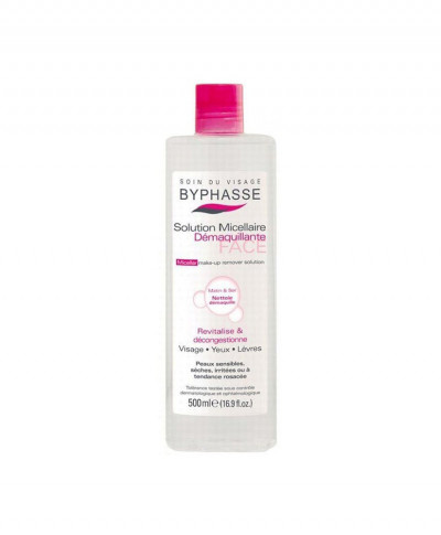 BYPHASSE ΔΙΦΑΣΙΚΟ ΝΕΡΟ  MICELLAIRE 4 ΣΕ 1 500ml