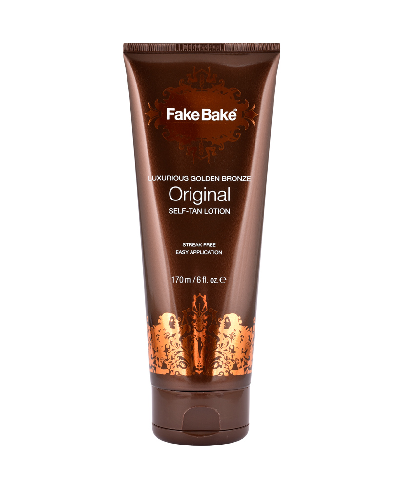 FAKE BAKE SELF-TAN LOTION ORIGINAL MEDIUM 170ML