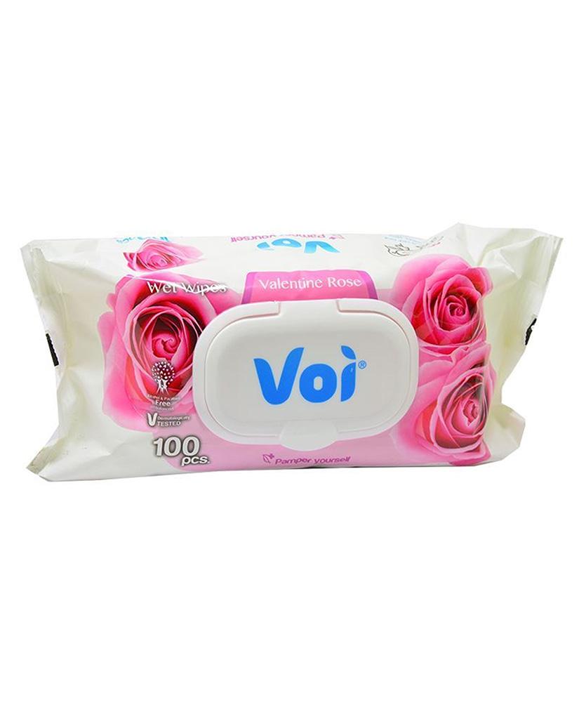 VOI ΜΩΡΟΜΑΝΤΗΛΑ VALENTINE ROSE 100TMX