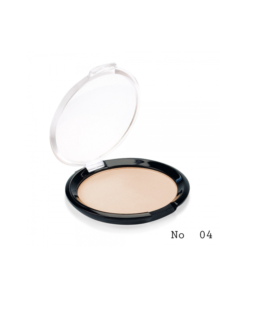 GOLDEN ROSE GR SILKY TOUCH COMPACT POWDER NO:04 12gr