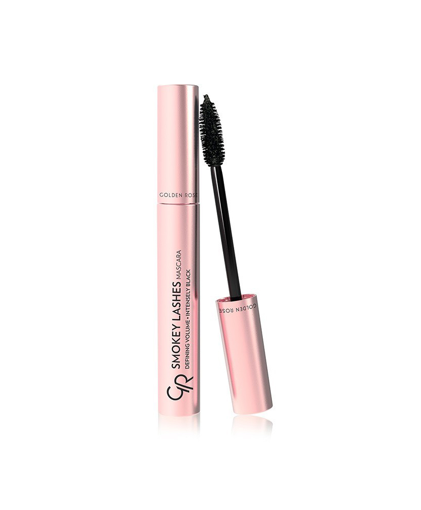 GOLDEN ROSE GR SMOKEY LASHES MASCARA BLACK 9ml