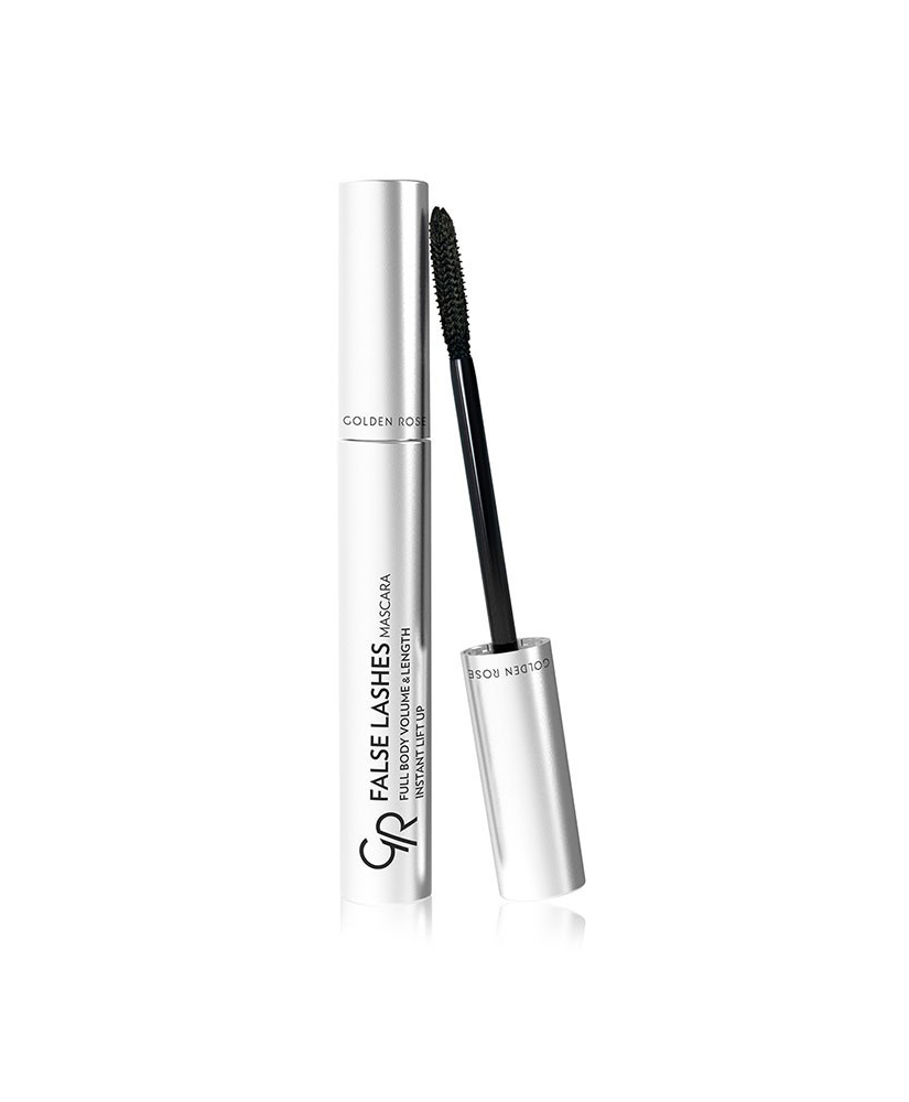 GOLDEN ROSE GR FALSE LASHES MASCARA BLACK 9ml