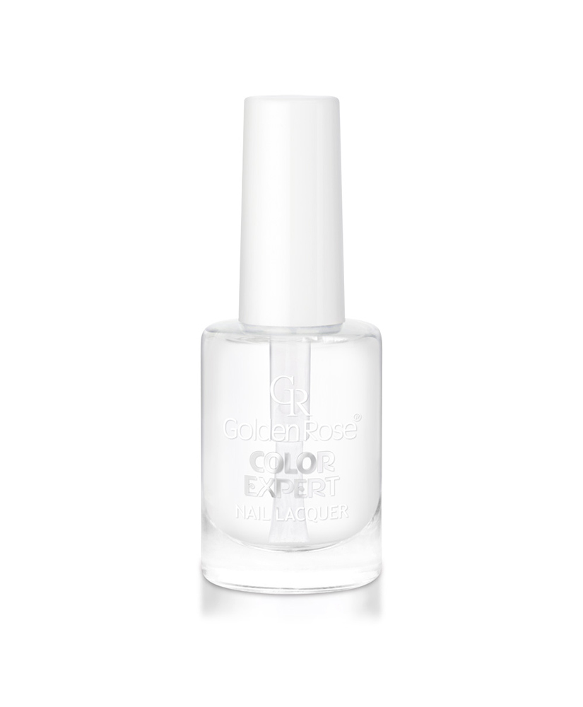 GOLDEN ROSE GR COLOR EXPERT NAIL LACQUER NO:CLEAR 10,2ml