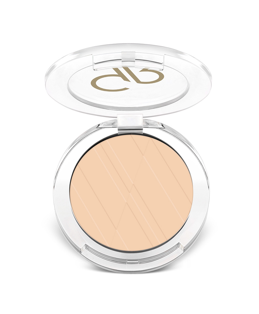 GOLDEN ROSE GR PRESSED POWDER NO:105 OFT BEIGE 12,7GR