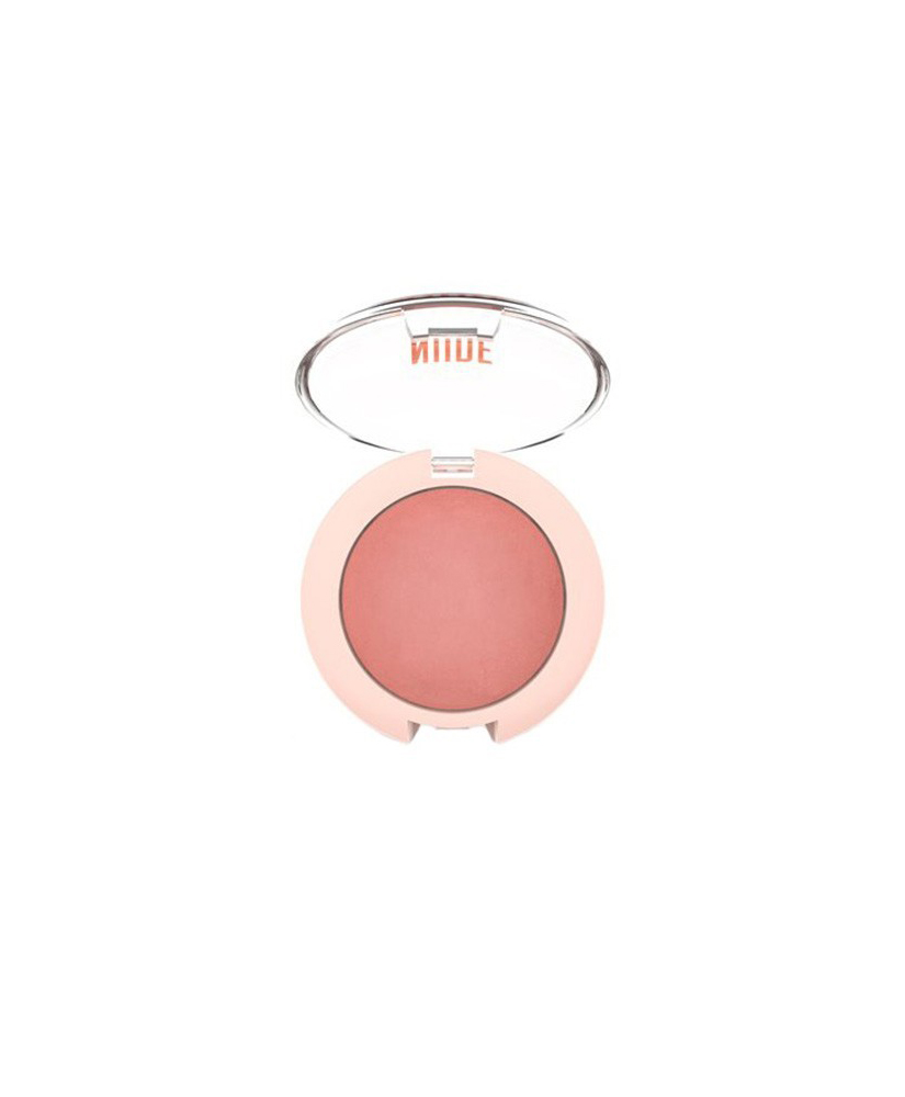 GOLDEN ROSE NUDE LOOK FACE BAKED BLUSHER PEACHY NUDE 4gr
