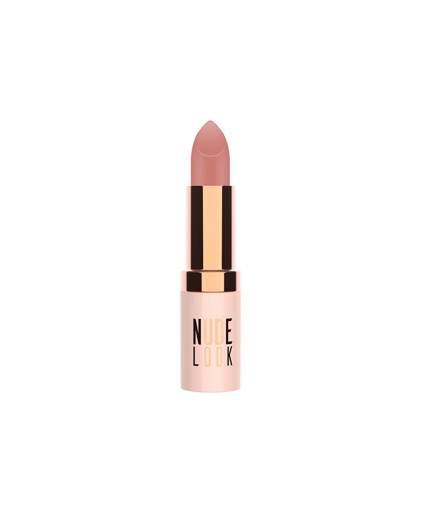 GOLDEN ROSE NUDE LOOK PERFECT MATTE LIPSTICK 01 CORAL NUDE 4.2GR