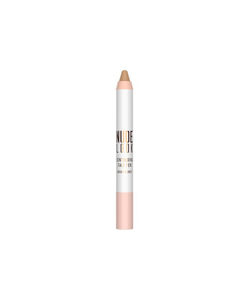 GOLDEN ROSE NUDE LOOK CONTOURING FACE PEN WARM HONEY 4gr