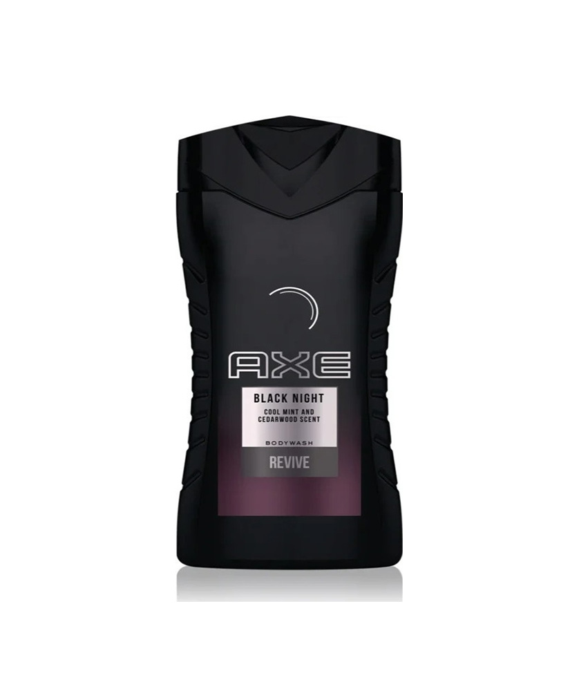 AXE ΑΦΡΟΛΟΥΤΡΟ BLACK NIGHT COOL MINT 250ml