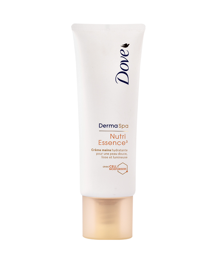 DOVE ΚΡΕΜΑ ΧΕΡΙΩΝ DERMASPA NUTRI ESSENCE³ 75ML