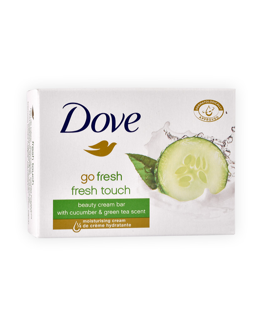 DOVE ΣΑΠΟΥΝΙ GO FRESH FRESH TOUCH 100GR
