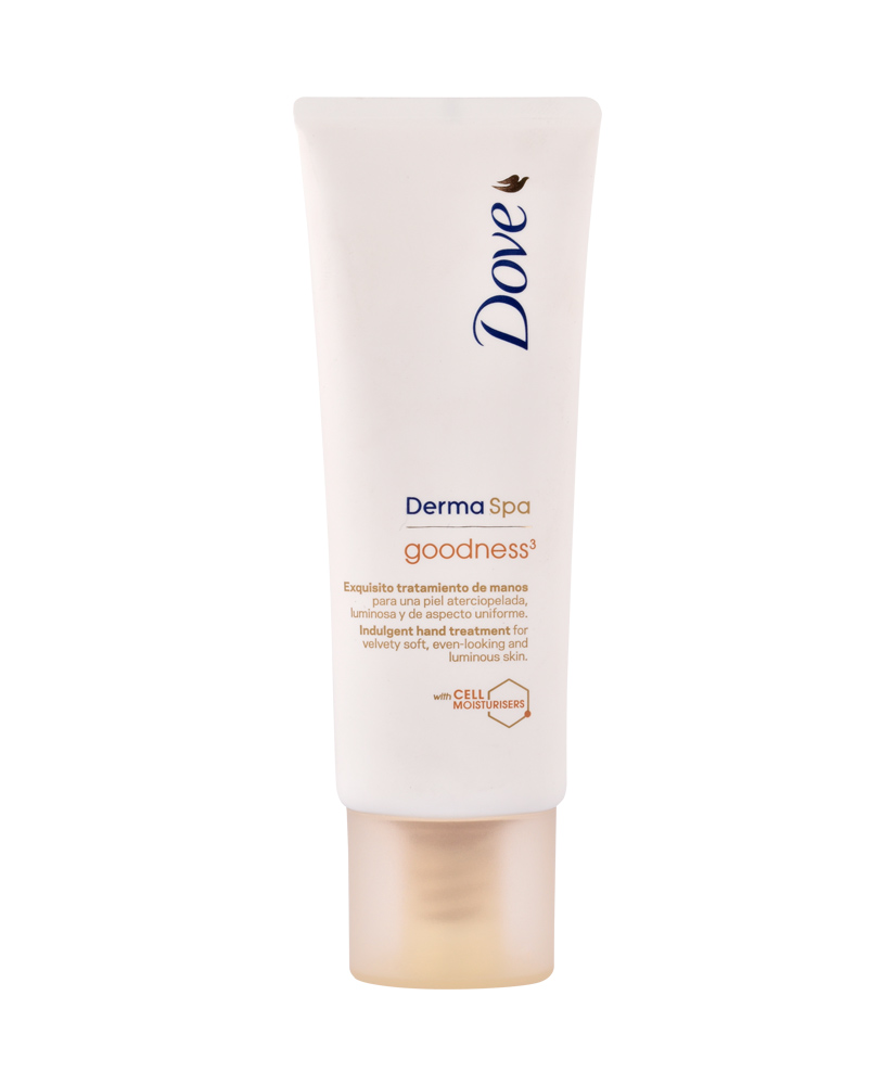 DOVE  ΚΡΕΜΑ ΧΕΡΙΩΝ DERMASPA GOODNESS³ 75ML