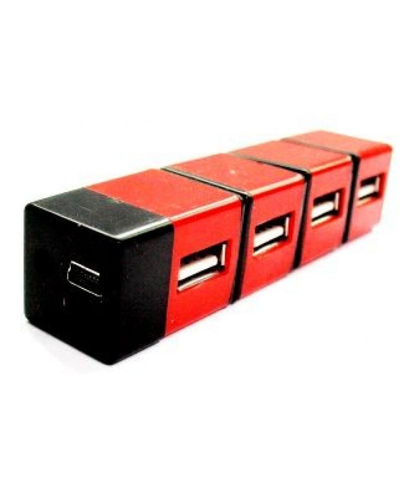 GEMBIRD USB HUB 2.0, 4 PORT