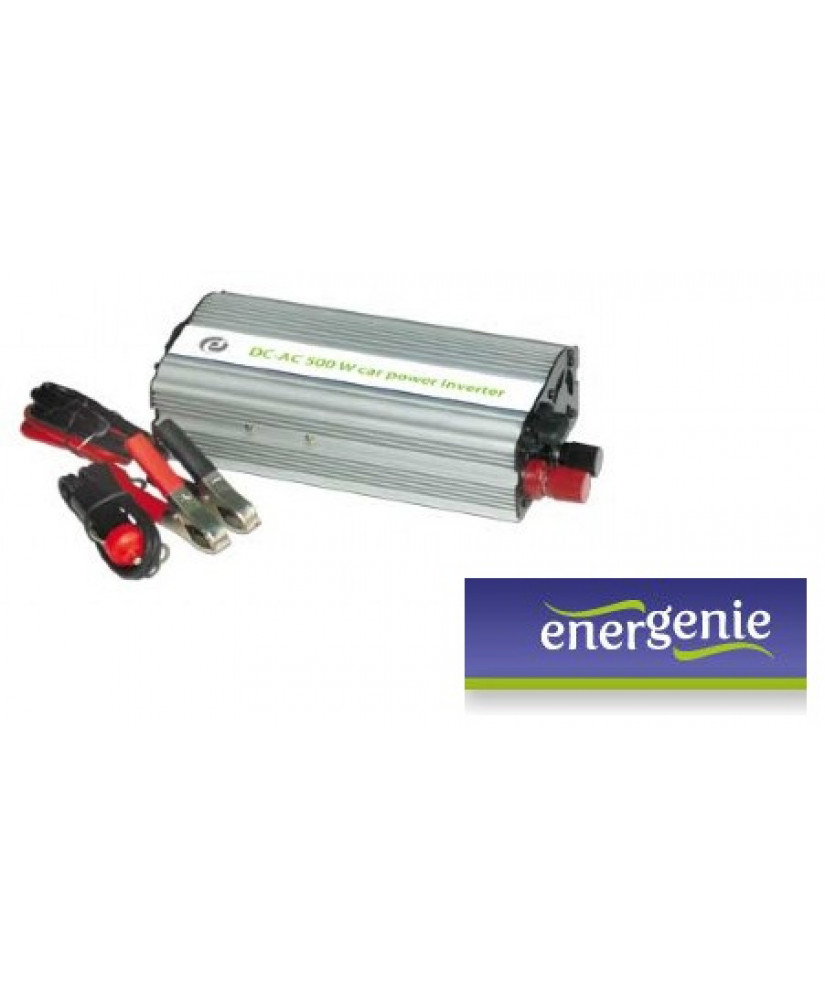 ENERGENIE CAR POWER INVERTER  DC-AC 500W