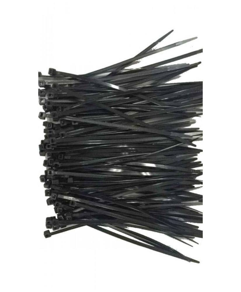 ΔΕΜΑΤΙΚΑ Nylon cable ties, 150 x 3.6 mm, UV resistant