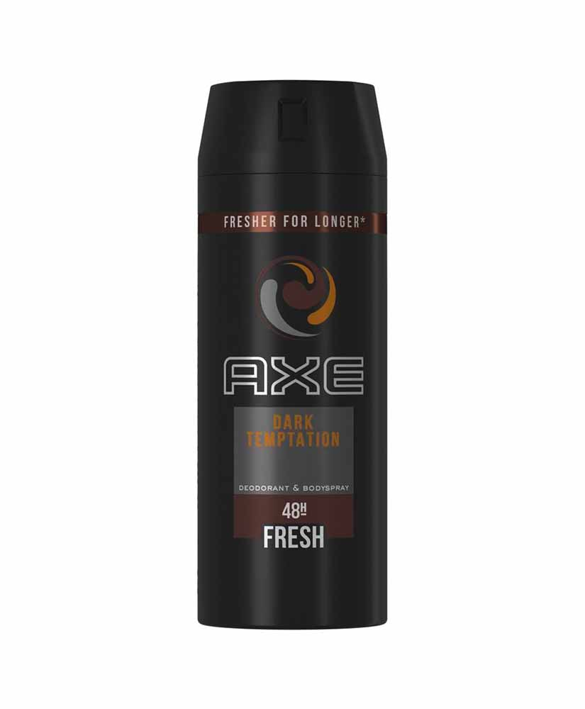 AXE ΑΠΟΣΜΗΤΙΚΟ SPRAY DARK TEMPTATION 150ml