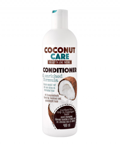COCONUT CARE CONDITIONER OIL ENRICHED FORMULA 400ML