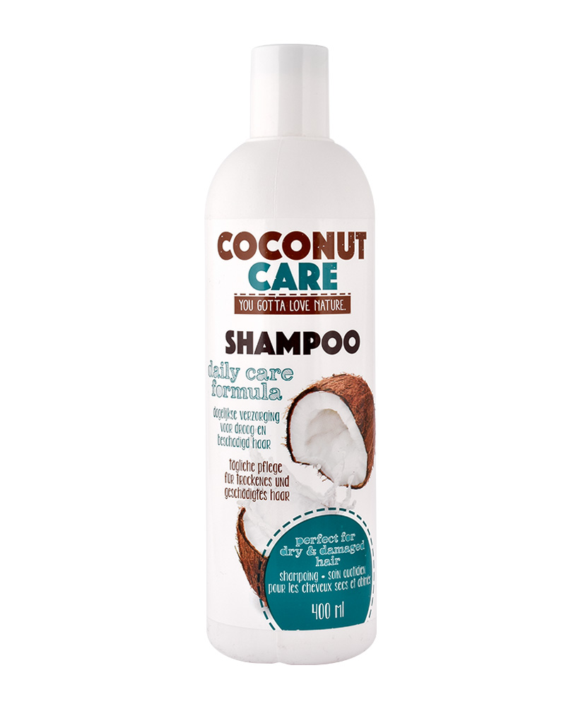 COCONUT CARE ΣΑΜΠΟΥΑΝ DAILY CARE 400ML