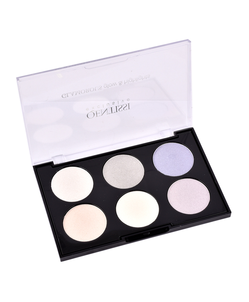 QENTISSI EXCLUSIVE GLAMOROUS GLOW & HIGHLIGHTS 28G