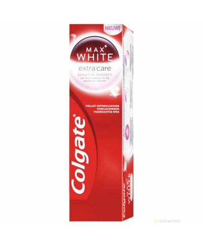COLGATE ΟΔΟΝΤΟΚΡΕΜΑ MAX WHITE EXTRA CARE SENSITIVE 75ml