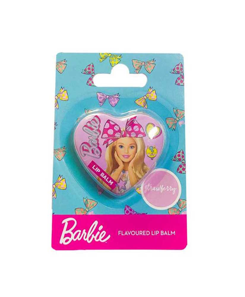 BARBIE LIP BALM ΦΡΑΟΥΛΑ 7,5GR