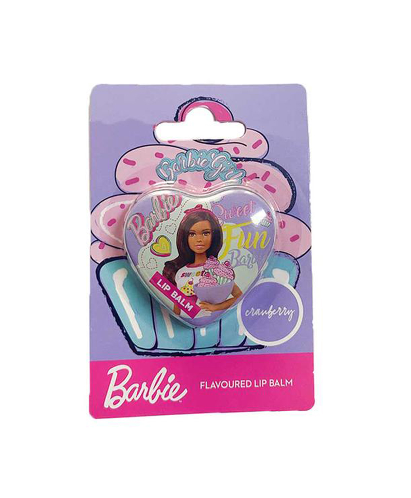 BARBIE LIP BALM CRANBERRY 7,5GR