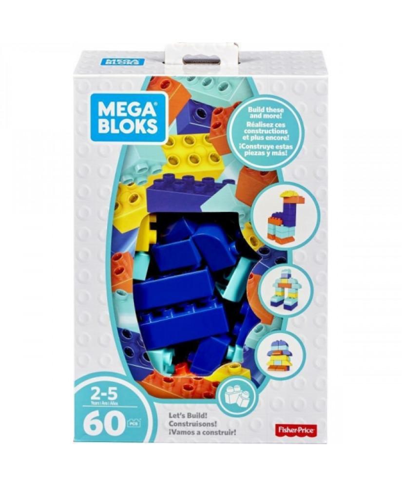 FISHER-PRICE MEGA BLOCKS building basics  60PCS