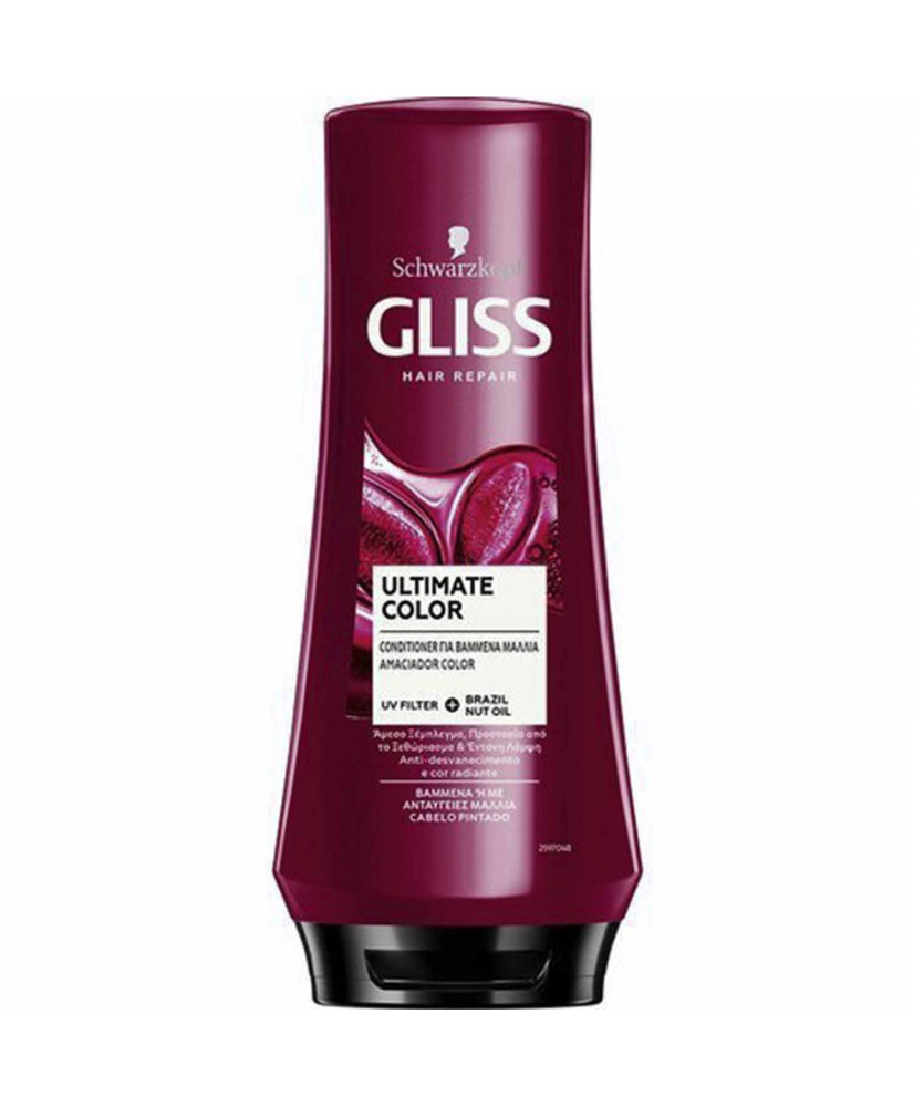 GLISS ΜΑΛΑΚΤΙΚΟ ΜΑΛΛΙΩΝ ULTIMATE COLOR 200ml