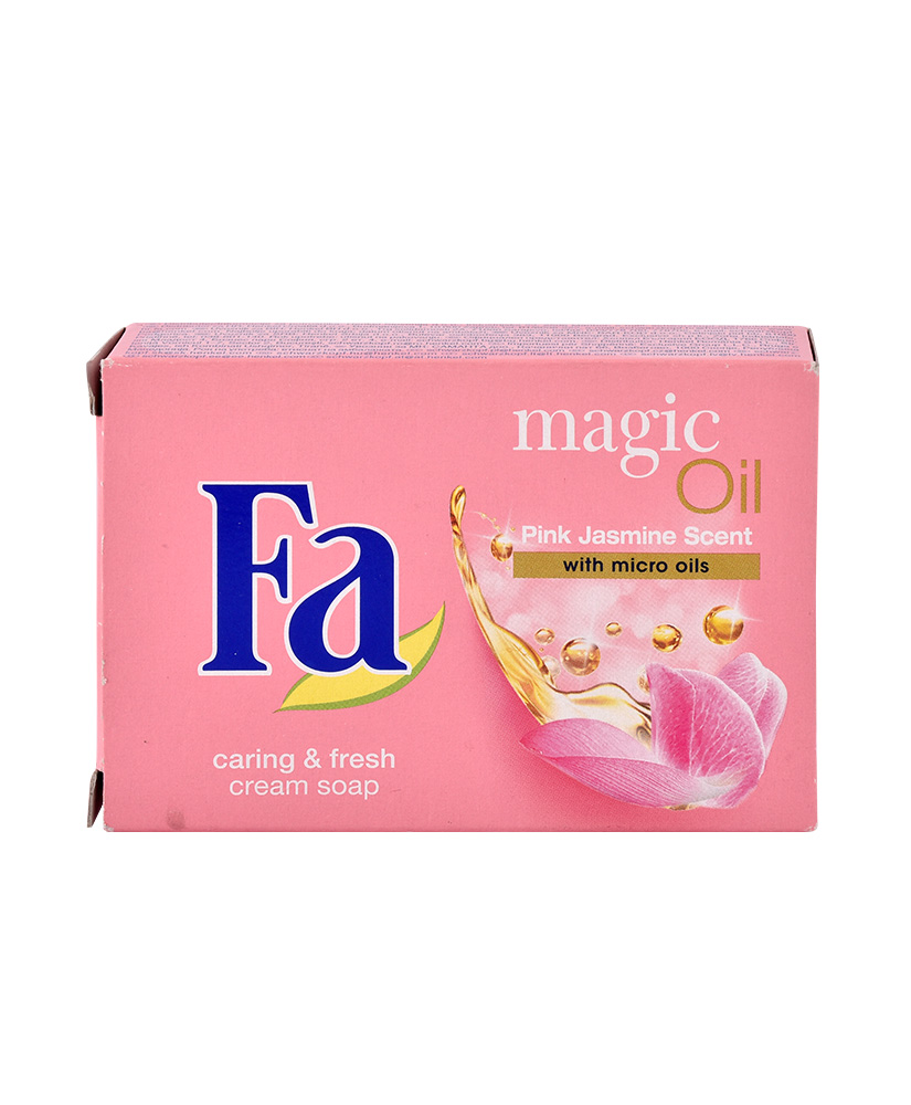 FA ΣΑΠΟΥΝΙ MAGIC OIL PINK JASMINE 90GR