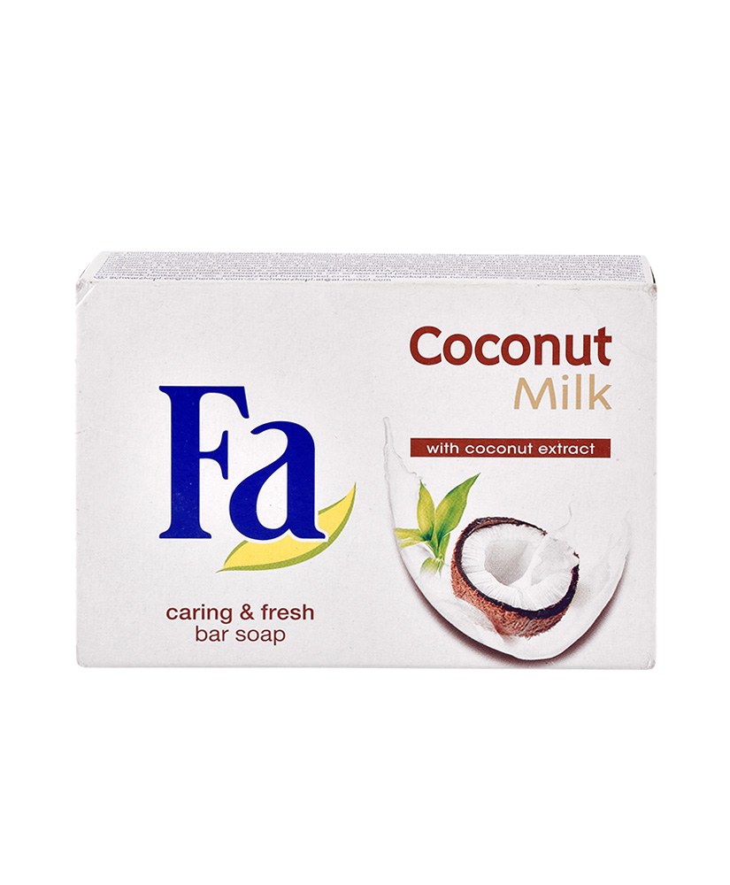 FA ΣΑΠΟΥΝΙ COCONUT MILK 90GR